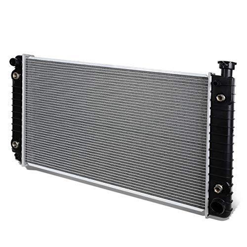 (For 88-95 Chevy GMC C/K Pickup/Suburban AT Lightweight OE Style Full Aluminum Core Radiator DPI 622)