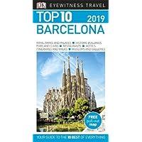 Top 10 Barcelona: 2019 (DK Eyewitness Travel Guide)