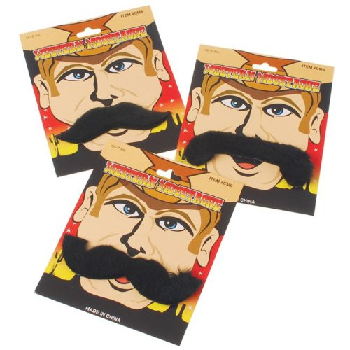 [Western Moustache (1)] (Mustache Costumes Ideas)