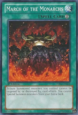 Unlimited Edition Common - Cosmo Blazer CBLZ-EN064 Yu-Gi-Oh! March of the Monarchs