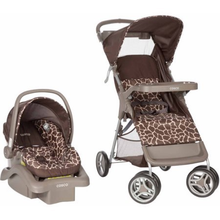 Cosco Lift & Stroll Travel System - Car Seat and Stroller – Suitable...
