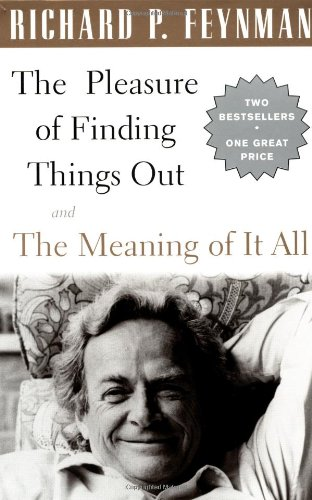 Boxed Set Of Pleasure Of Finding Things Out & Meaning Of It All PDF