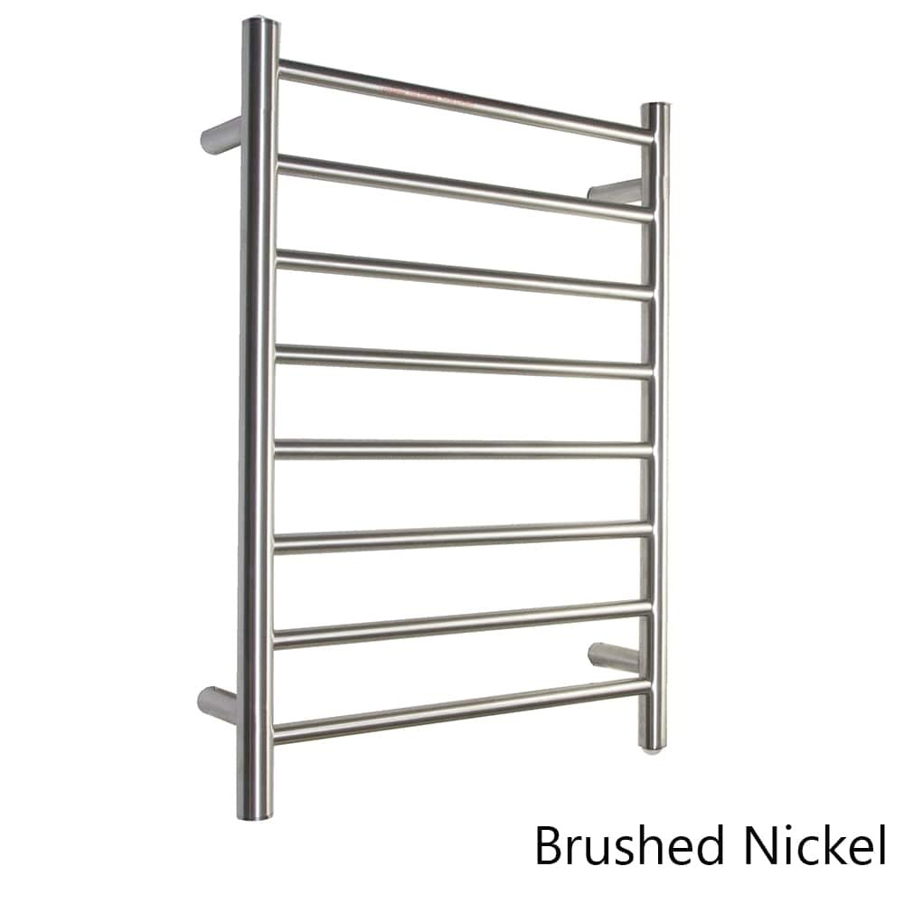 Virtu USA VTW-116A-BN Kozë Collection Towel Warmer, Brushed Nickel