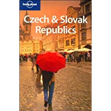Lonely Planet Czech & Slovak Republics 5th Ed.: 5th edition