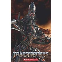 Transformers: Revenge of the Fallen (Book + CD) (Scholastic Readers. Level 2)