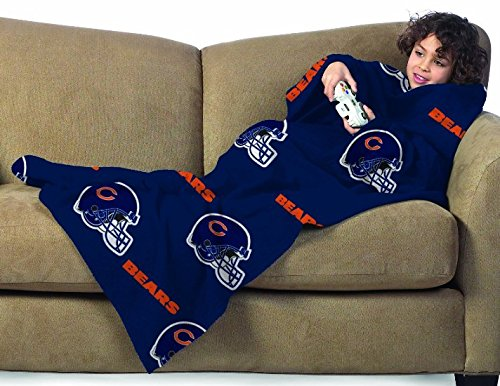5968fa779 Chicago Bears Snuggies. NFL Chicago Bears Youth Size Comfy Throw ...