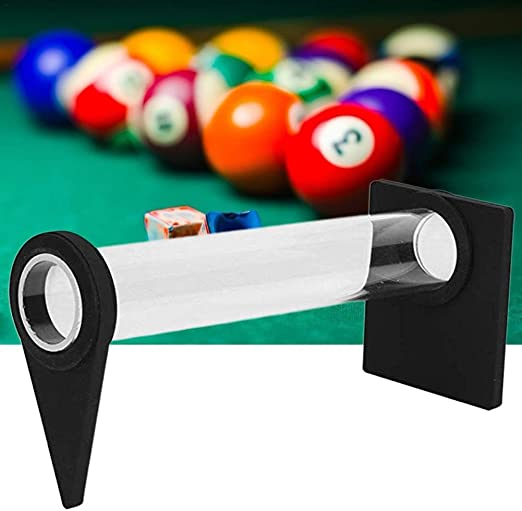 mysticall Snooker Apuntando Accesorios de Entrenamiento, Billar Ajustable Ejercitador de Carrera Altitud Billar Rod Rod Stroke Billar Entrenador de Mesa: Amazon.es: Hogar