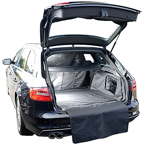 North American Custom Covers Cargo Liner for A4 Avant Wagon - Waterproof & Custom Fit - Generation 5 (Wagon Liner Trunk)
