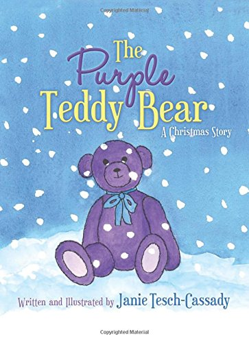 - The Purple Teddy Bear: A Christmas Story