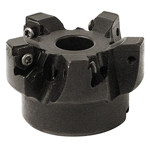 AKUMA XNPC.44.500R-9, 90°, XNEX442R Face Mill, 5.0'', R. Hand, 9 Tooth