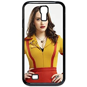 2 Broke Girls SamSung Galaxy S4 I9500 Black Phone Case Christmas Gifts&Gift Attractive Phone Case KHUAA523235