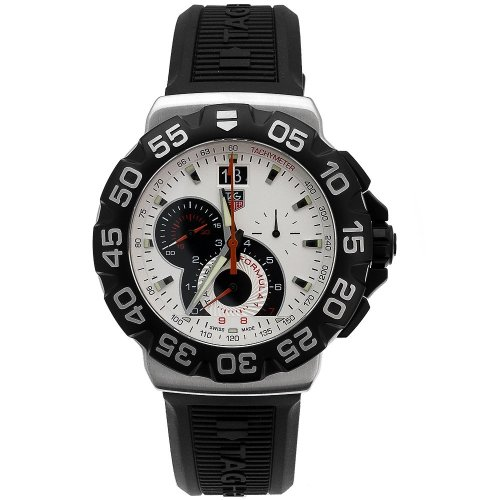 (TAG Heuer Men's CAH1011.BT0717 Formula 1 Grande Date Chronograph Watch)