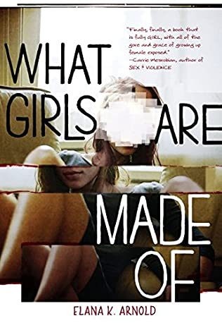 book cover of What Girls Are Made of