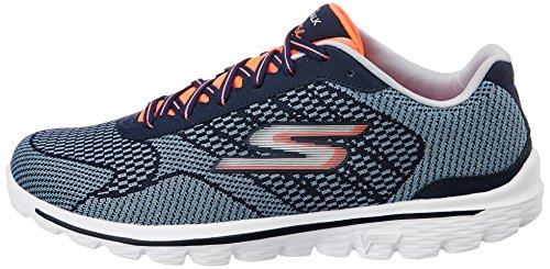 Skechers Paseo Marcha De Las Mujeres De Rendimiento 2 Fusibles Zapato Con Cordones A6MOziP