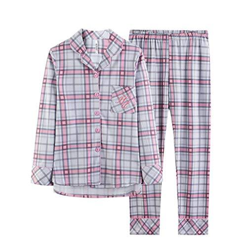Home Ropa Invierno Gris Casa 160 Cm Tamaño Mujer Para Otoño De Y Sleepwear color Algodón El Informal TdfHnq