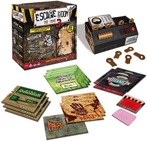 Escape Room 3: Amazon.es: Juguetes y juegos