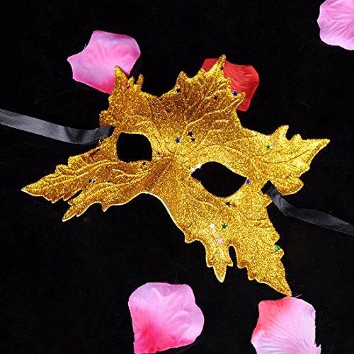 YUFEN (Pretty Halloween Masks)