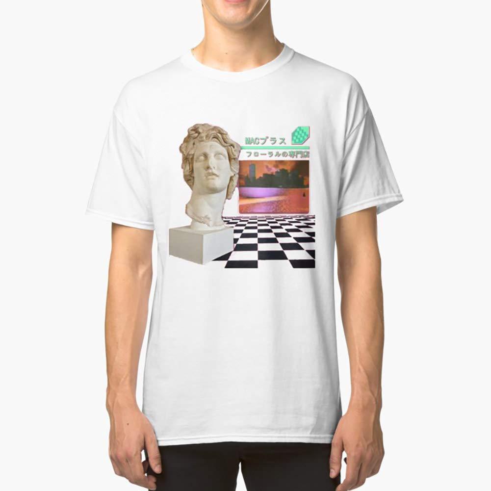 Amazon Com Macintosh Plus Floral Shoppe Classic Tshirtt Shirt