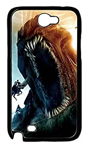 Clash Of The Titans ¡§C Kraken Protective Hard Plastic Back Fits Cover Case for Samsung Galaxy Note 2 N7100 -1122083