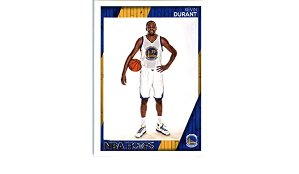 674c2811967a Amazon.com  2016-17 Panini NBA Hoops  240 Kevin Durant Golden State  Warriors Basketball Card in Protective Screwdown Display Case  Collectibles    Fine Art