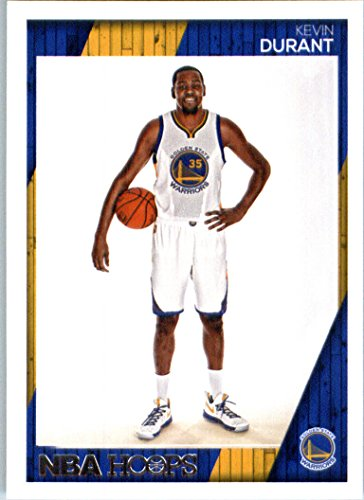 2016-17 Panini NBA Hoops #240 Kevin Durant Golden State Warriors Basketball Card-MINT (2016 17 Panini Nba Hoops Basketball Cards)