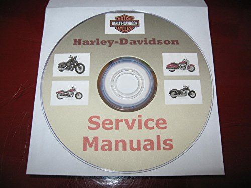 2006 Harley Davidson Touring Models Service Manual #99483-06 (1450cc 5-Speed Models)