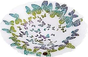 Dimlaj Glamour Butterfly Centerpiece Dinner Plate