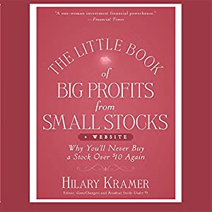 The Little Book of Big Profits from Small Stocks + Website Audiobook