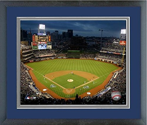 Petco Park San Diego Padres MLB Stadium Photo (Size: 22.5