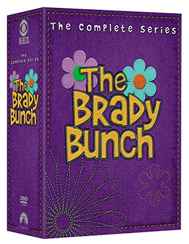 The Brady Bunch - Complete Series (DVD, 20 Discs)