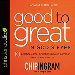 Good to Great in God's Eyes Audiobook