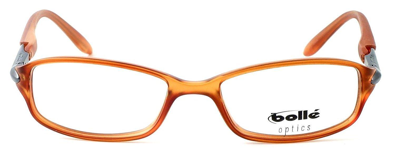 2.25 Boll/é Elysee Lightweight /& Comfortable Designer Reading Glasses 52mm in Satin Cognac