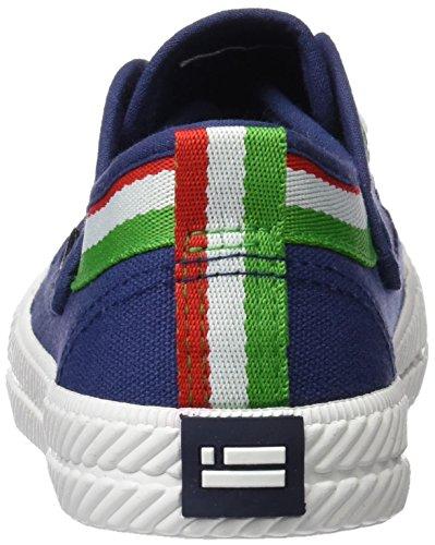 D. Franklin Unisex-Erwachsene Hvk18901 Sneaker, Blau (Blue), 40 EU