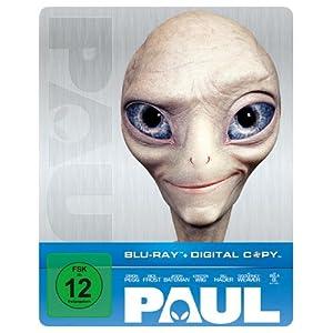 [Amazon] Blu rays: Fanboys (Steelbook) & Paul   Ein Alien auf der Flucht (Steelbook) für je 9,97€ + Die Legende von Beowulf für 7,97€
