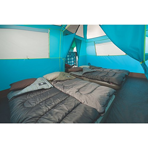 Coleman Tenaya Lake Fast Pitch 8-Person Cabin Tent with Closet by Coleman (Image #6)