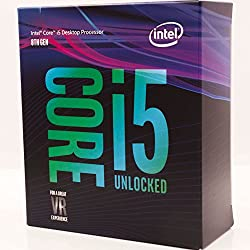 Intel 8th Gen Core I5-8600k Processor