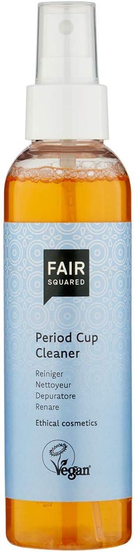 Fair Squared Period Cup Cleaner Spray 150ml, limpieza para ...