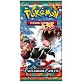 Pokemon Cards - XY Furious Fists - Booster Pack (10 cards)