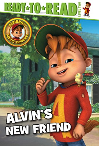 Alvin's New Friend (Alvinnn!!! and the Chipmunks)