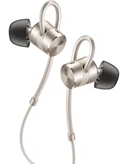 Huawei Active Noise Cancelling (ANC) Customizable Ergonomic in-Ear Headphones, Gold (