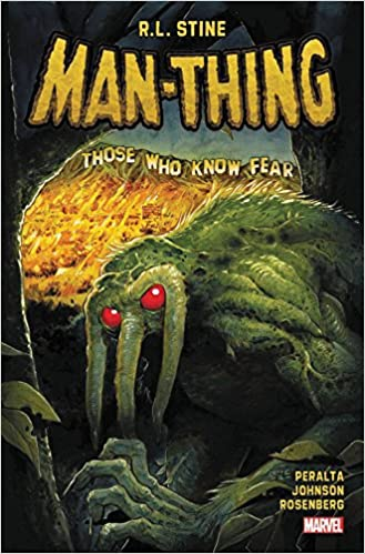 Image result for man thing RL Stine