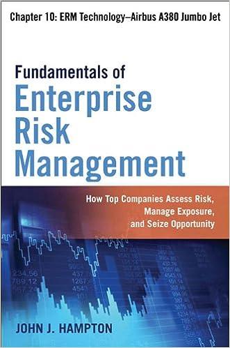 Read Fundamentals of Enterprise Risk Management, Chapter 10: Airbus A380 Jumbo Jet PDF, azw (Kindle), ePub, doc, mobi