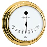 Barigo 911MS 5 in. Viking Series Ships Clinometer Brass