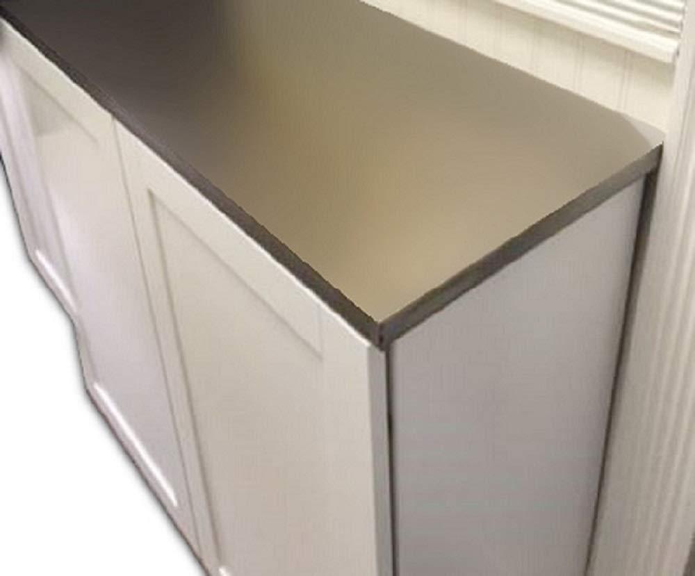 Amazon.com: Cubierta de 36 x 72 pulgadas de acero inoxidable ...