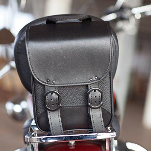 Buy motorcycle sissy bar bag