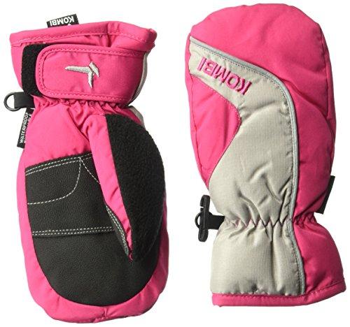 Kombi Insulated Gloves - Kombi Slopestyle Mitt, Deep Pink Clay, Small