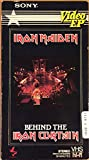 Iron Maiden:Behind Iron Curtain [VHS]