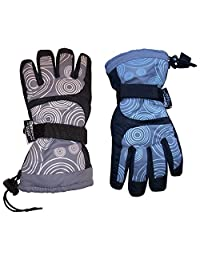N'Ice Caps Kids Magical Color Changing Thinsulate Waterproof Winter Gloves