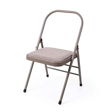 QQXX Sillas Plegables CJC Friends of Meditation Chair for ...