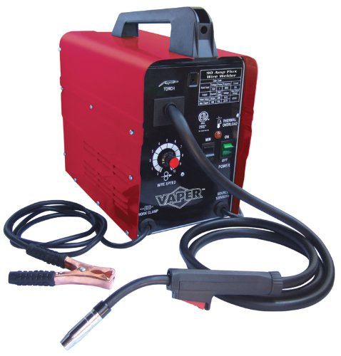 Vaper 41185 90 Ampere Gasless Wire Feed Welder